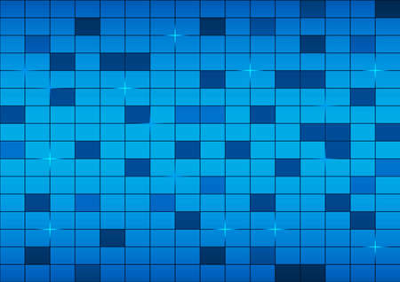 blue background: Abstract background blue windows