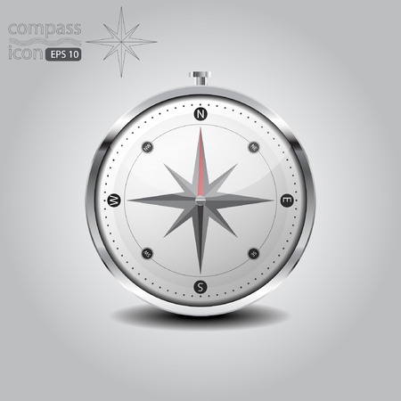 stainless: Stainless compass design