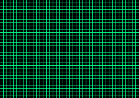 grid: Abstract green grid neon style