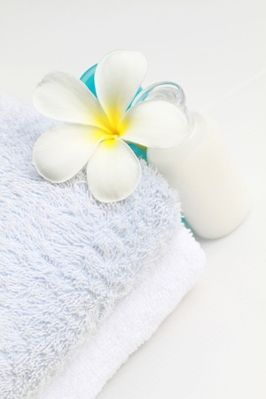 flower and spa collection Stock Photo - 9742315