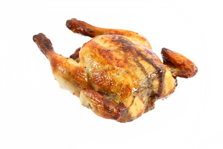 grilled chicken  photo