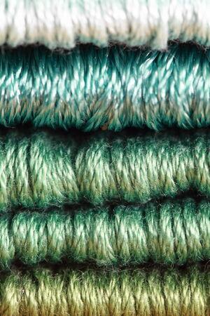 colorful thread photo