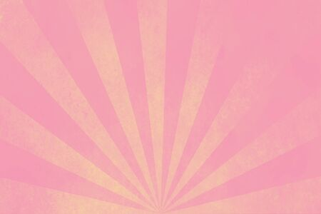 radiate: Pink abstract background