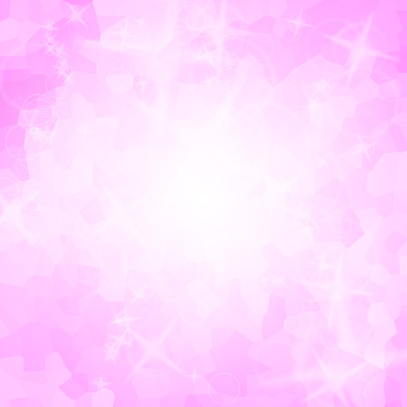 light pink: Pink bokeh light background