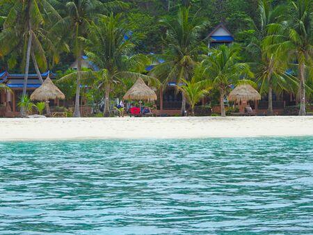 andaman sea: Beautiful sea at tropical island, Koh Lipe, Andaman Sea, Thailand
