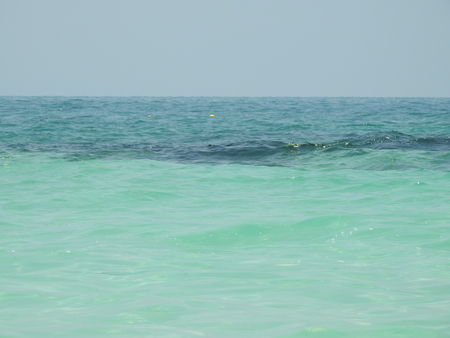 Seascape paradise with clear water, Koh Lipe Island, Thailand