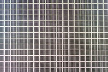 penal system: Small wire fence black color of radiator as square shape background