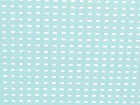 rattan mat: A chair white basket weave pattern