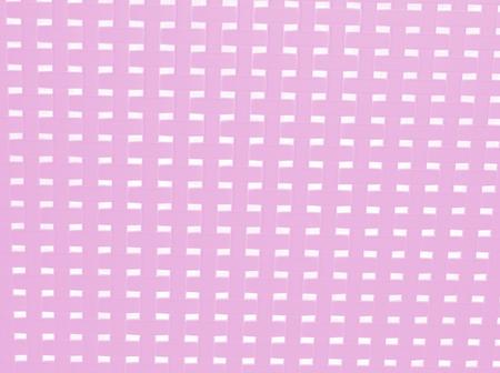 A chair white basket weave pattern