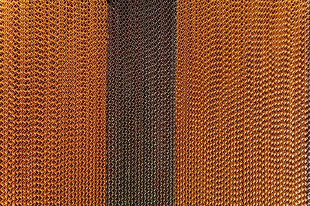 Close up grunge rustic iron use