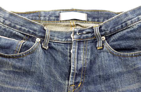 blue jeans: closeup crotch blue jean