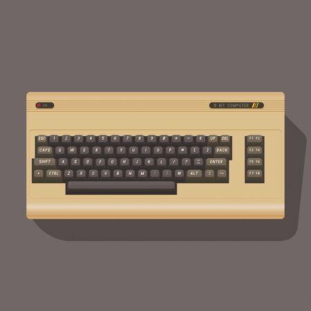 bits: Vintage 8-bit computers