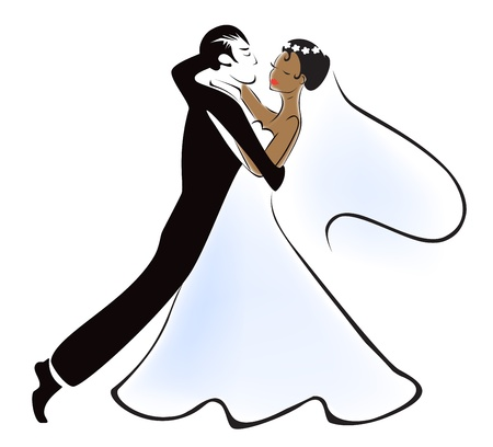 Mixed marriag Vector