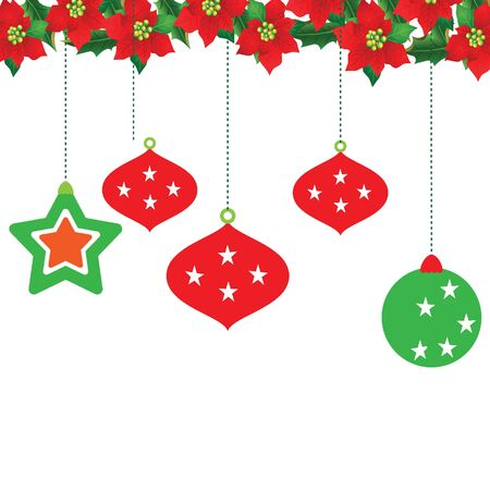 christmas greeting: Merry Christmas Greeting Card