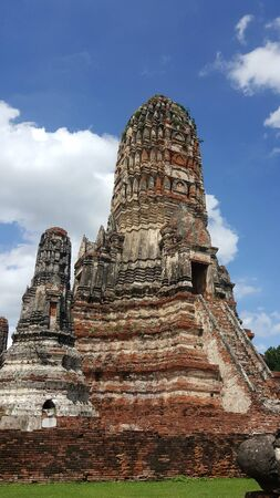 Wat Chai Watthanaram temple