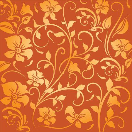thai ornament elements pattern