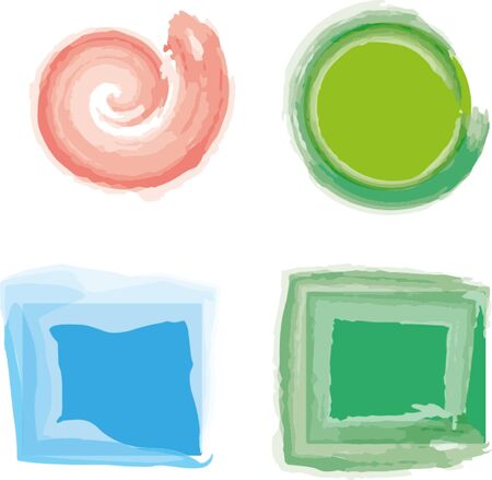 frame color vector