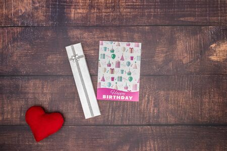 Beautiful greeting card for birthday and best wishes