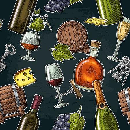 Liquor icon. Illustration