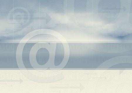 e-mail s�mbolo