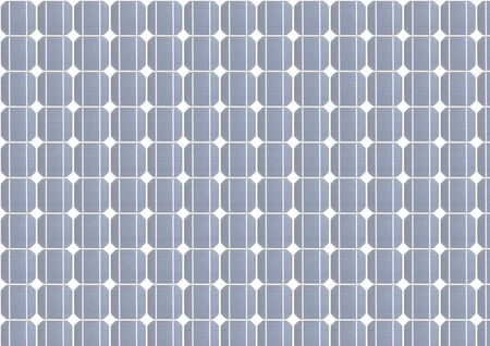 solarcell: blue solar panel background