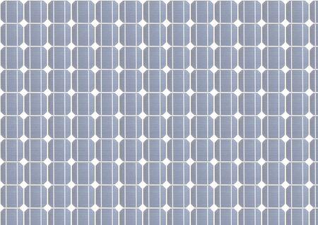 blue solar panel background