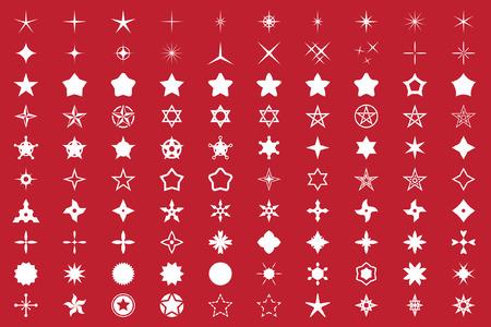 star shapes: Star Shapes Set