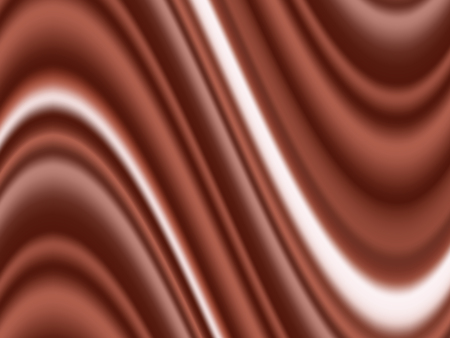 Chocolate Cream Abstract Vector Texture. Background made with gradient mesh.