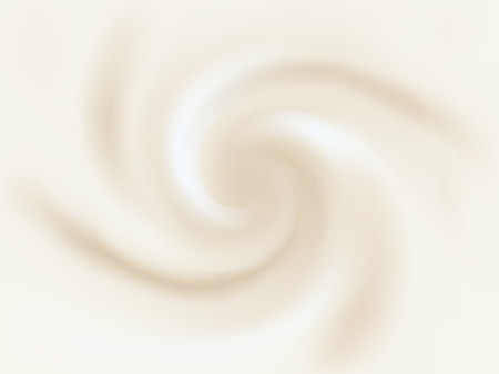 Milk Cream Abstract Vector Texture. Background made with gradient mesh.