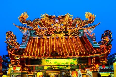 Chinese roof Stock Photo - 18057220