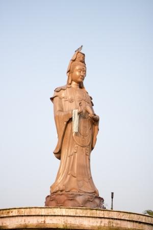Guan-yin is avalokite  photo