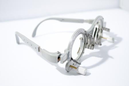 long sightedness: Frame the eyes