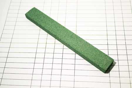 hone: Green hone stone