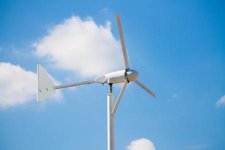 wind turbine: wind turbine Stock Photo