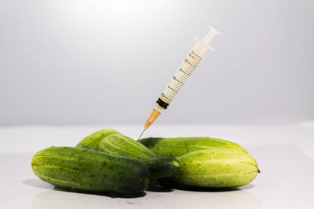 injected: pepino inyectada