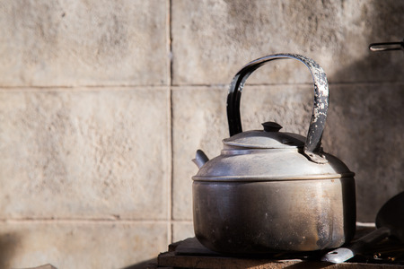 boiling: kettle boiling