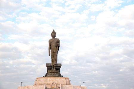 Buddha Statue in state