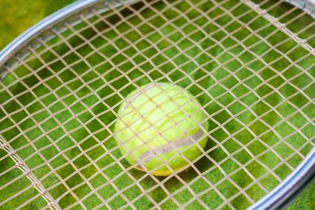 Balls and rocket is a tennis sport.