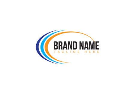 Modern  design, Creative logo design for corporate  and brand company