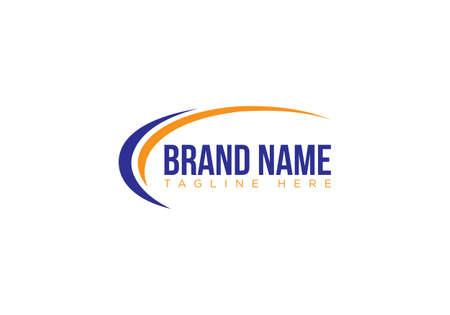 Modern logo design, Creative logo design for corporate  and brand company 向量圖像