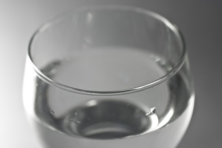 Water in a glass Stock Photo - 7232619