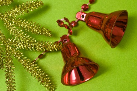 Chirstmas bell photo
