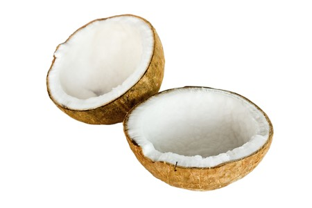 Coconut for oil preparing Stock Photo - 8133067