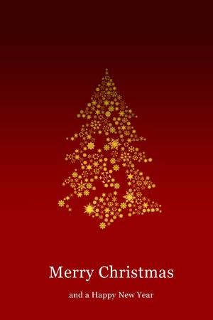 Christmas tree Stock Photo - 8133358