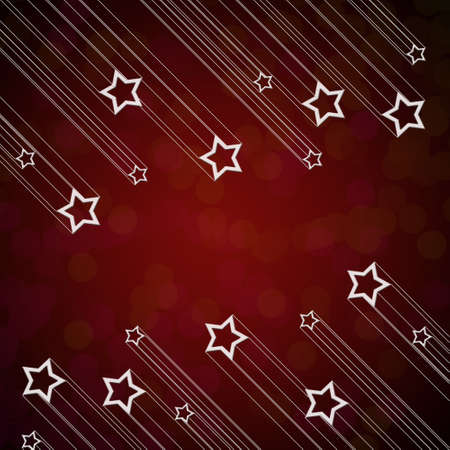Christmas star background photo