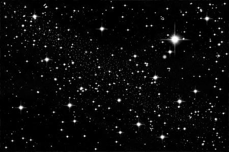 sterrenhemel: Ster in de hemel
