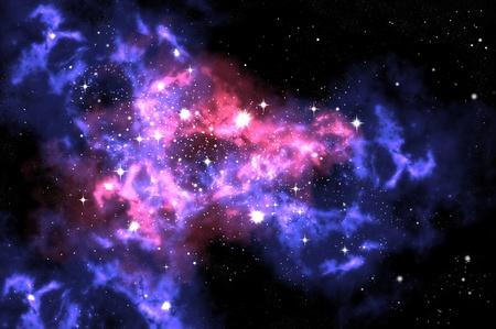 astronomie: Orion und Sterne im Universum Lizenzfreie Bilder