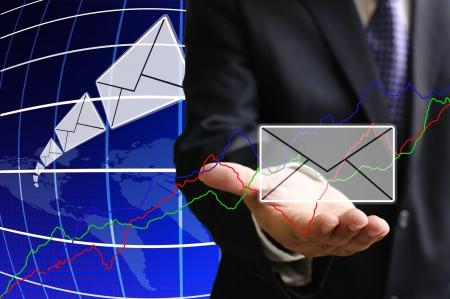 trader: Trader get the news of stock exchange