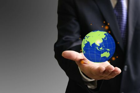 land owner: Global investment funds power