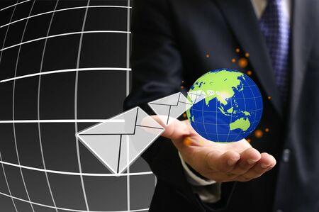 globalization: Globalization concept, Order form customer